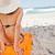 молодые · соломенной · шляпе · седло · вид · сзади · женщину · спорт - Сток-фото © wavebreak_media