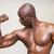 montare · muscolare · uomo · bicipiti · bianco · sexy - foto d'archivio © wavebreak_media