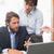 business colleagues having a meeting stock photo © wavebreak_media