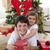 vieren · christmas · drie - stockfoto © wavebreak_media