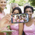composite image of hand holding smartphone showing stock photo © wavebreak_media