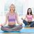 prenatale · yoga · classe · sani · asian - foto d'archivio © wavebreak_media