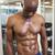 Shirtless muscular man in gym stock photo © wavebreak_media