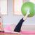 genç · kadın · egzersiz · uygunluk · top · spor · eğitim - stok fotoğraf © wavebreak_media