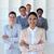 portret · mannelijke · leider · team · business · zakenman - stockfoto © wavebreak_media