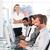 volwassen · manager · leidend · vertegenwoordiger · team · kantoor - stockfoto © wavebreak_media