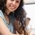 Porträt · lächelnd · jungen · Studenten · Klassenzimmer · Frau - stock foto © wavebreak_media
