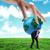 verde · mapa · do · mundo · homem · de · negócios · mão · mundo · educação - foto stock © wavebreak_media