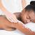 női · só · bozót · kezelés · szépségápolás · gyógyfürdő - stock fotó © wavebreak_media