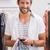 gelukkig · man · kleding · store · verkoop - stockfoto © wavebreak_media