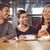 смеясь · друзей · кофе · кофейня - Сток-фото © wavebreak_media