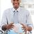 熱狂的な · 小さな · ビジネス · 執行 · 興奮した · ビジネスマン - ストックフォト © wavebreak_media