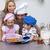 familie · koken · christmas · cookies · vrolijk · gelukkig - stockfoto © wavebreak_media