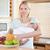 pie · cocina · bebé · armas · alimentos - foto stock © wavebreak_media