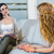 psicólogo · hablar · paciente · oficina · mujer · ayudar - foto stock © wavebreak_media