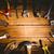 narzędzia · kopia · przestrzeń · różny · pracy · drewna - zdjęcia stock © wavebreak_media