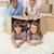 famiglia · felice · giocare · nuova · casa · madre · figlia - foto d'archivio © wavebreak_media