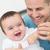 liefhebbend · vader · jonge · zoon - stockfoto © wavebreak_media