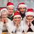 счастливая · семья · Рождества · время · кухне · пряничный · дома - Сток-фото © wavebreak_media