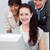 smiling international business people working together stock photo © wavebreak_media