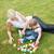 bonito · mãe · jogar · criança · jardim · verão - foto stock © wavebreak_media