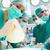 cirujanos · quirúrgico · herramientas · teatro · mujer · hospital - foto stock © wavebreak_media