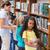 cute · maestro · clase · biblioteca · escuela · primaria - foto stock © wavebreak_media