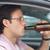 zitting · drinken · alcohol · auto - stockfoto © wavebreak_media
