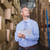 manager holding clipboard in warehouse stock photo © wavebreak_media