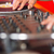 cool dj spinning the decks stock photo © wavebreak_media