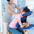 nő · nyak · masszázs · orvosi · iroda · kezek - stock fotó © wavebreak_media