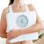 caber · hispânico · mulher · escala - foto stock © wavebreak_media