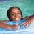 かわいい · 女の子 · スイミングプール · レジャー · センター · 水 - ストックフォト © wavebreak_media