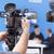 videókamera · esemény · film · technológia · videó · stúdió - stock fotó © wellphoto