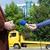 журналист · СМИ · интервью · неузнаваемый · политик - Сток-фото © wellphoto