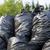 siyah · çöp · çanta · atık · arka · plan · temizlik - stok fotoğraf © wellphoto