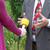 journalist · media · interview · zakenman · onherkenbaar - stockfoto © wellphoto