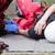 munka · baleset · elsősegély · képzés · munkahely · sérülés - stock fotó © wellphoto
