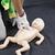 csecsemő · elsősegély · képzés · mesterséges · lélegeztetés · baba · orvosi - stock fotó © wellphoto