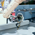 industrial welding robot arm stock photo © wellphoto