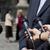 journalist · interview · microfoon · krant · nieuws - stockfoto © wellphoto