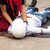work accident first aid training stock photo © wellphoto
