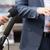 naciśnij · wywiad · gest · biznesmen · polityk · mediów - zdjęcia stock © wellphoto