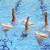 uygunluk · spor · jimnastik · su · yüzme · havuzu - stok fotoğraf © wellphoto