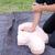 first aid training cardiopulmonary resuscitation   cpr stock photo © wellphoto
