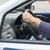 автомобилей · вождения · школы · студент - Сток-фото © wellphoto
