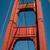 Pillar Golden Gate Bridge stock photo © weltreisendertj