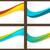 vektor · szett · robotok · különböző · formák · színek - stock fotó © wenani