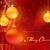 arany · vidám · karácsony · csillagok · piros · bokeh - stock fotó © wenani