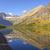 fall reflections on an alpine lake stock photo © wildnerdpix